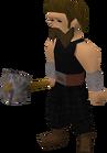 Dwarf gang member old