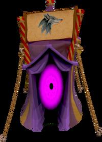 Familiarisation portal (spring fayre) (active)