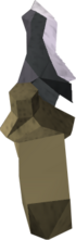Fractite dagger detail