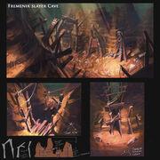 Fremennik Slayer Dungeon concept art