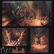 Fremennik Slayer Dungeon concept art