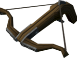 Iron crossbow