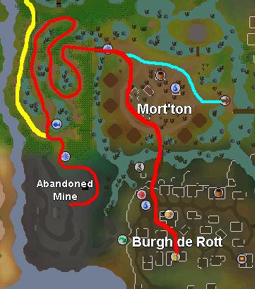 Tarn locatie