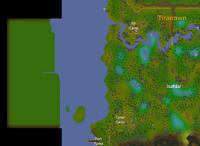 World Map Leak
