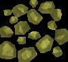 Zephyrium ore detail