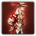 Beachwear outfit icon (male)
