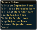 Defender horn right click options.png