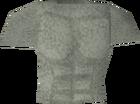 Fighter torso detail old