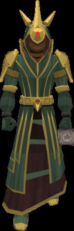 Forgotten mage