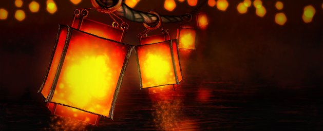 Lava Lanterns update post header