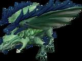 Onyx dragon