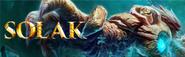 Solak lobby banner