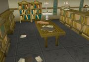 Varrock bibliotheek