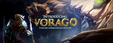 Vorago banner