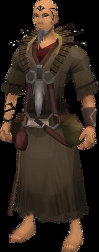 Zamorakian blackguard