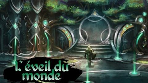 2016 L`éveil du monde (Quête) - RuneScape 3