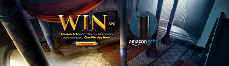 Amazon Echo competition head banner