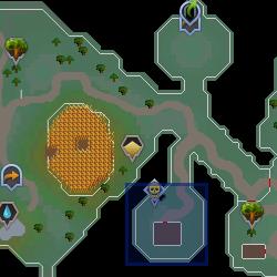 Chaeldar mapa