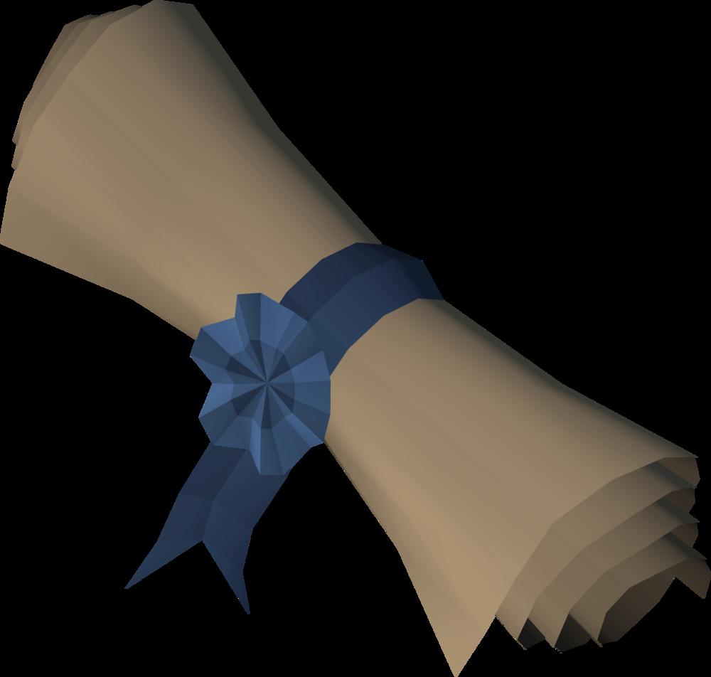 Clan charter detail