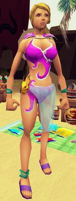 Flo (Summer Beach Party)