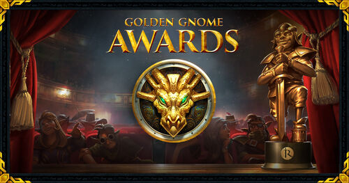 Golden Gnome Awards news image