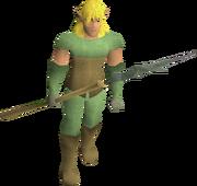 Guerreiro elfo