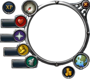 Jagex displayed minimap