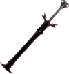 Lucky dragon 2h sword detail