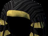 Pharaoh's bun (yellow)