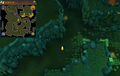 Scan clue Brimhaven Dungeon lower level north-west side of fire giant chamber.png