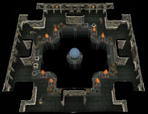 Seeker Room