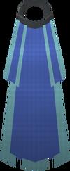 Clan cloak detail