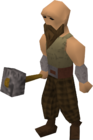 Hammerspike old