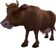 Kandarin cow (NPC)