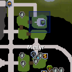 Lady Meilyr location