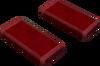 Red block detail