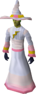 Replica infinity robes (air) equipped