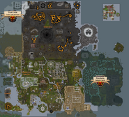 RuneScape free map