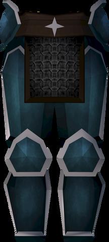 File:Rune platelegs (Saradomin) detail.png