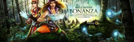 Skill Outfit Bonanza 2 banner