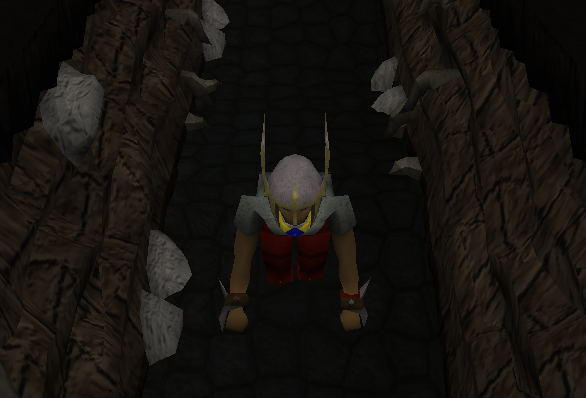 Tunnel klimmen
