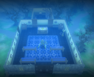 Tutorial Island (Beneath Cursed Tides) chapel