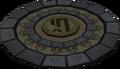 Abandoned symbol
