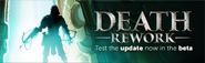 Death Rework lobby banner