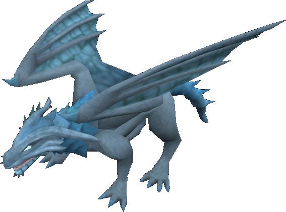 Frost Dragon Runescape Wiki Fandom