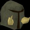 Replica Torag's helm chathead