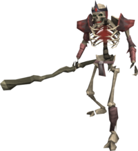 Skeletal wizard
