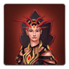 Ambassador of Chaos outfit icon (female)