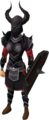Black armour equipped (female).png