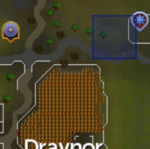 Devotion Sprite (Draynor Village) location